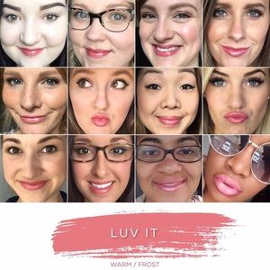 Luv it by Lipsense. Sealed